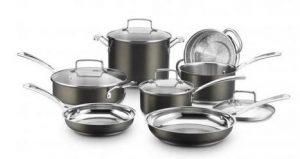 cuisinart pots and pans