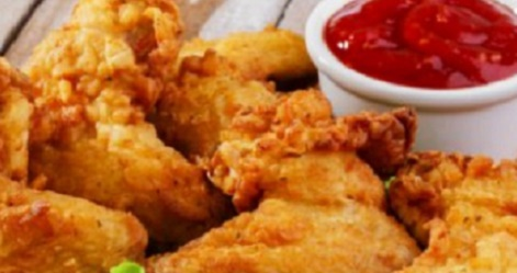 Read more about the article Crunchy Fried Chicken
