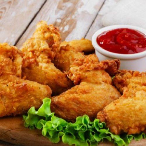 crunchy fried chicken