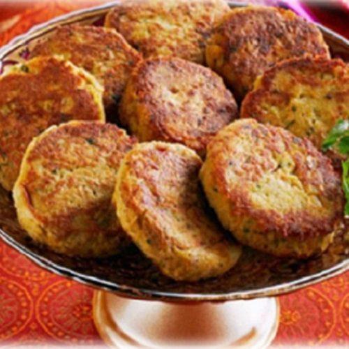 beef & lentil kebab