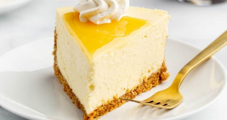 Read more about the article Lemon Cheesecake