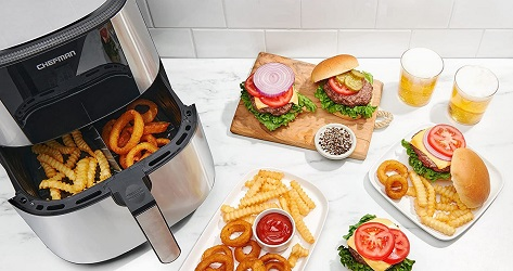 Read more about the article Top 6 Chefman Air Fryer Reviews 2021