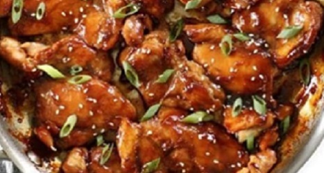 Read more about the article Ginger Chicken