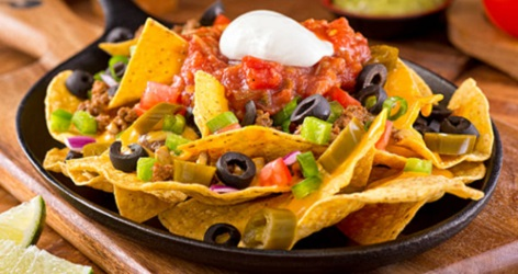 Read more about the article Cheesy Nacho Platter