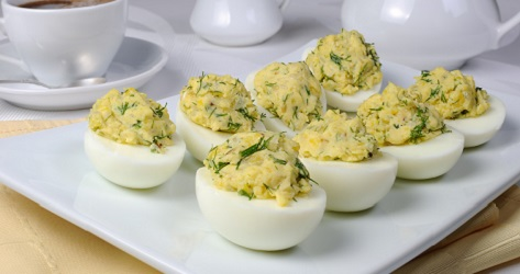 Read more about the article Stuffed Eggs
